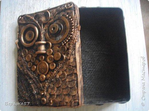 Шкатулка для швейных принадлежностей из......швейных принадлежностей фото 4
