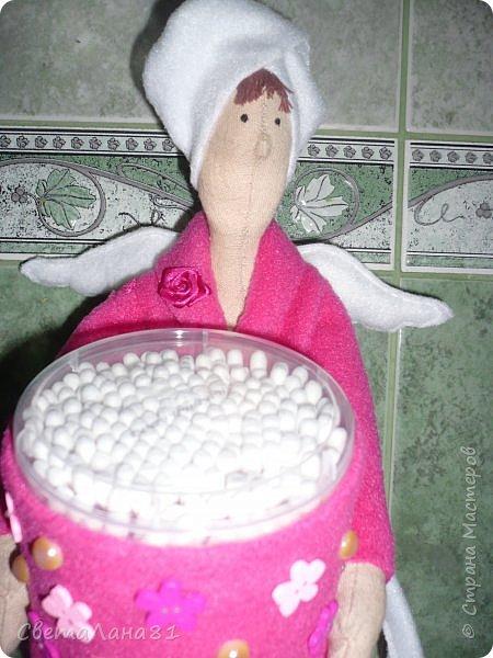 Тильда банный ангел фото 4