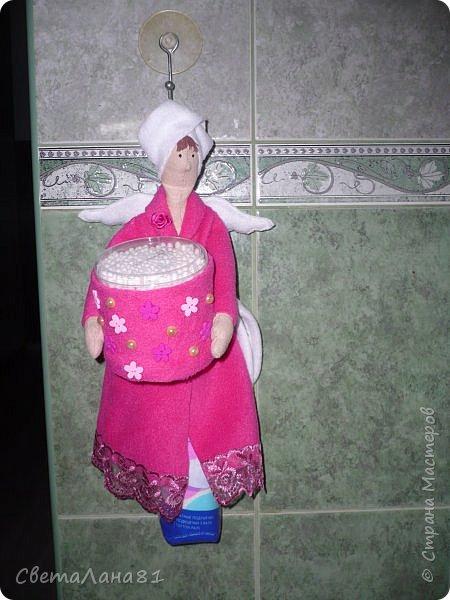 Тильда банный ангел фото 2