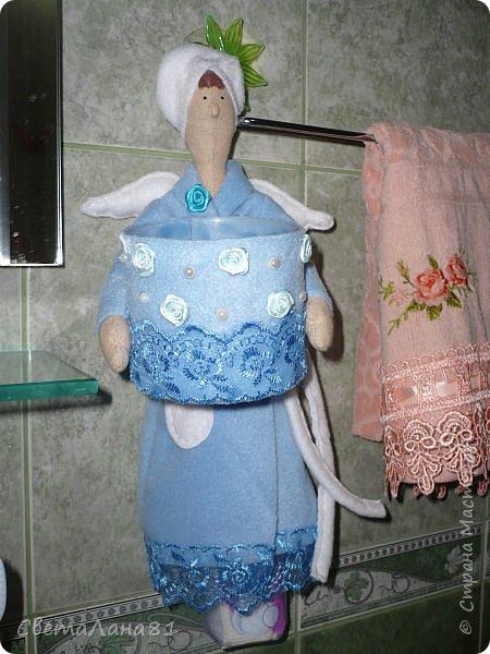 Тильда банный ангел фото 6