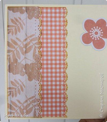 """Вот такая серия осенних открыток их набора скрап-бумаги """"Дыхание осени"""" от FLEUR-design. фото 19"""