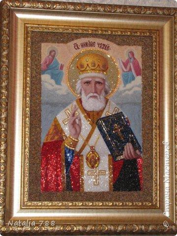 Икона Николая Чудотворца.