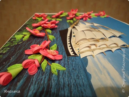 Всем доброго времени суток! Еще одна моя работа, вдохновилась здесь http://stranamasterov.ru/node/508798  фото 6