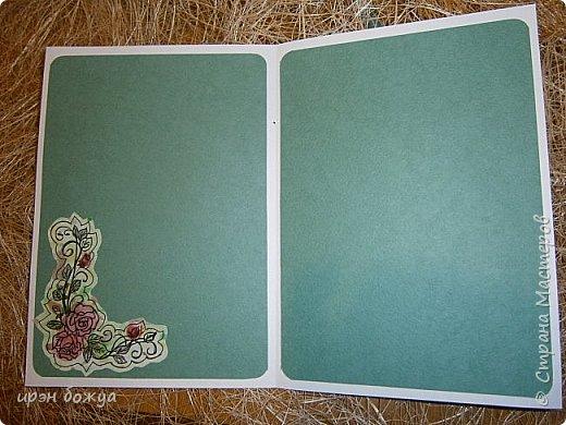 Сегодня я к Вам вот с такими открыточками. В работе использовала картинки, которые раскрасила акварелью и  отрисовала гелевой ручкой. В качестве фона использовала простую бумагу с набрызгом из тех же цветов, что использованы при раскрашивании картинки.Работать с акварелью очень понравилось. У меня есть работы с этим материалом (см. тут http://stranamasterov.ru/node/1041574  и здесь   http://stranamasterov.ru/node/1048915 ) фото 5