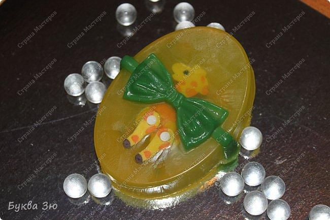 Детское фигурное мыльце фото 2