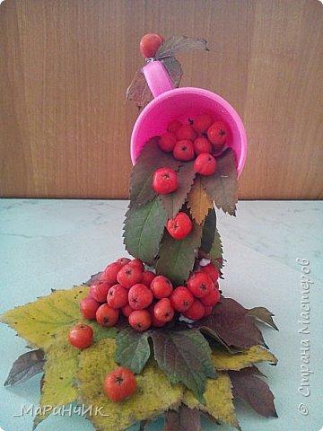 Вариант парящей чашки из природного материала))). фото 1
