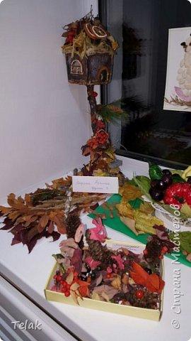 Поделка из природных материалов для детского сада фото 23