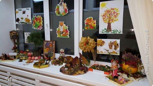 Поделка из природных материалов для детского сада фото 21