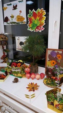 Поделка из природных материалов для детского сада фото 22