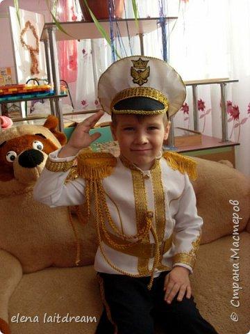 """Карнавальный костюм для мальчика """"Офицер лейб-гвардии"""" фото 1"""