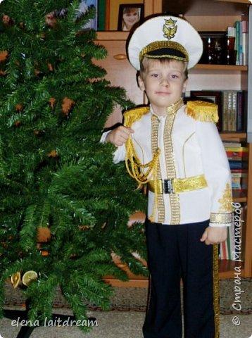 """Карнавальный костюм для мальчика """"Офицер лейб-гвардии"""" фото 3"""