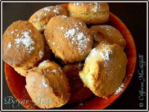 Здравствуйте! Хочу представить вашему вниманию вкусный и очень простой рецепт сметанного печенья! Если хочется что-нибудь быстренько приготовить к чаю,то это то что нужно!) фото 2