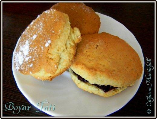 Здравствуйте! Хочу представить вашему вниманию вкусный и очень простой рецепт сметанного печенья! Если хочется что-нибудь быстренько приготовить к чаю,то это то что нужно!) фото 10