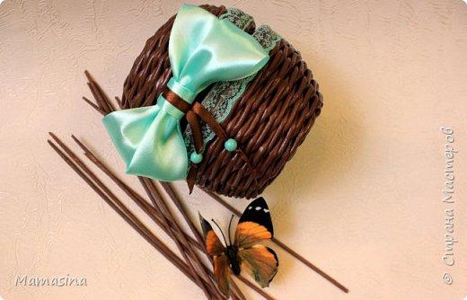 Проба ситца...рисунок плетения нравится, но необходимо больше лака из-за рельефности плетения. Это минус. фото 2