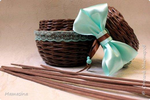 Проба ситца...рисунок плетения нравится, но необходимо больше лака из-за рельефности плетения. Это минус. фото 1