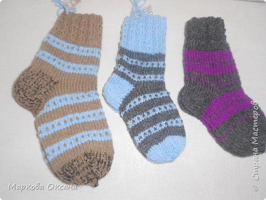 Добрый день ! Принимайте новые носочки ! фото 1