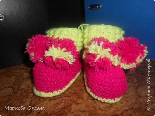 Добрый день ! Принимайте новые носочки ! фото 3