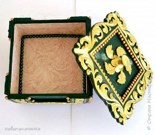 Подсвечник и шкатулка - подарок  замечательной женщине. фото 28