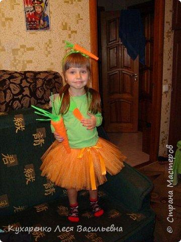 Моя морковка)) фото 2