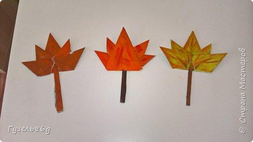 Изучаем  Канаду. Делаем оригами.  фото 2