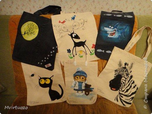 ..вот так я готовилась к школьной ярмарке. затащило меня в производство сумок-мешочков.. фото 1