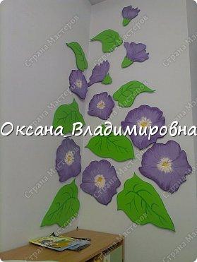 """Оформление приемной группы """"Дюймовочка"""" фото 4"""