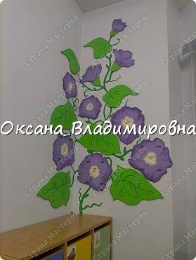 """Оформление приемной группы """"Дюймовочка"""" фото 5"""