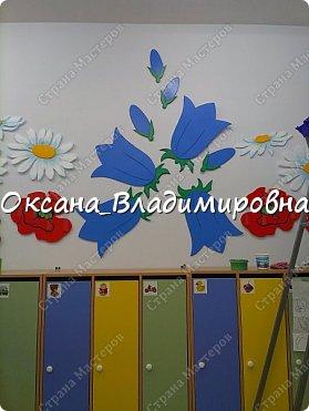 """Оформление приемной группы """"Дюймовочка"""" фото 2"""