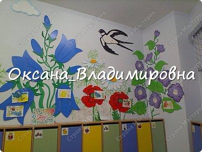 """Оформление приемной группы """"Дюймовочка"""" фото 8"""