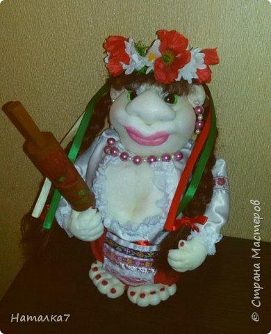 Кукла-бар Хохлушка