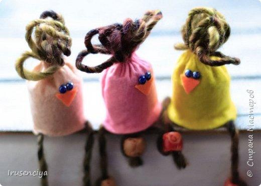 Разрешите познакомить вас с тремя чересчур болтливыми подружками. фото 3
