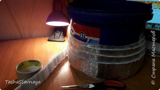 Доброй ночи, Страна Мастеров! Чем бы еще ночером заняться... конечно! написать пост...  Итак, нам потребуется: Инструменты- форма, ножницы, бокорезы. Материалы- утеплитель, скотч, трубочки бумажные. фото 3