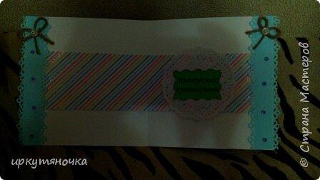 Эта открыточка уехала к Регининой дочке Саше фото 4