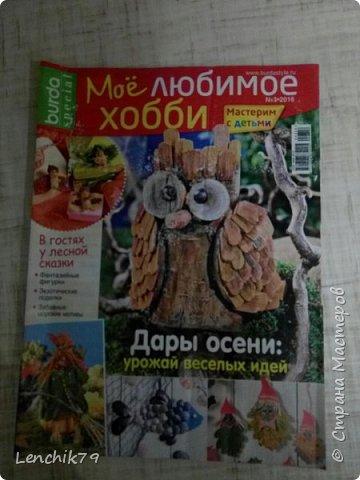 Добрый день или вечер! Приняла участие в игре http://stranamasterov.ru/node/1045729?c=favorite , вот какие подарочки мне прислала  Иркутяночка http://stranamasterov.ru/user/44192  за что ей Большущее СПАСИБО!  Посылка приехала неожиданно в день моего рождения, поэтому радость была двойной.  Автора подарочка напишу позже, завал на работе. фото 10