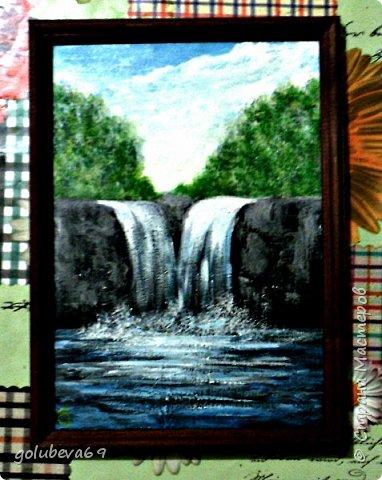 Ещё один водопад