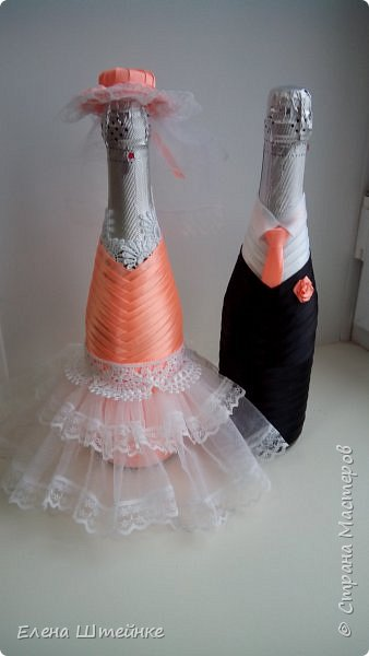 Персиковая свадьба фото 4