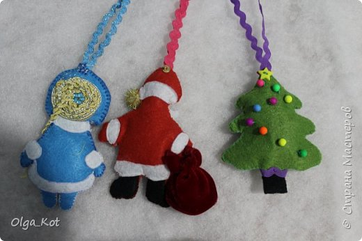 Вот я и сшила еще 7 игрушек на заказ.  фото 3