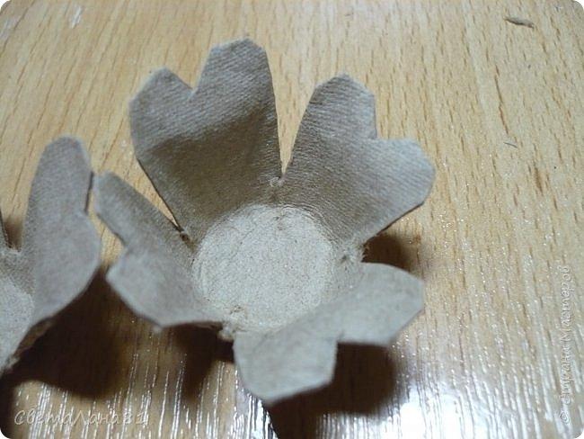Доброе утро Страна! Покажу маленький МК по изготовлению цветка пиона., или циния. фото 5