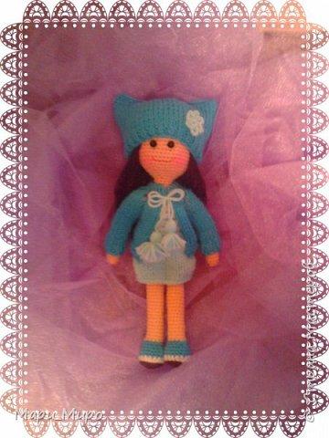 Кукла-Модница фото 1