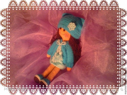 Кукла-Модница фото 2