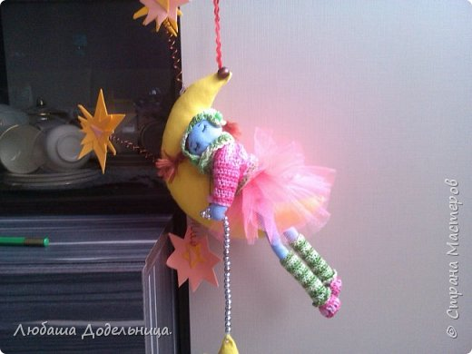 куколка тильда с зонтиком. фото 24