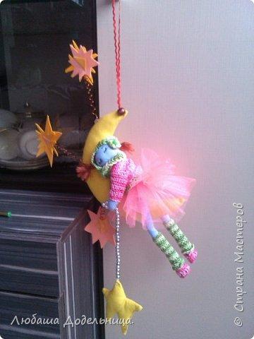 куколка тильда с зонтиком. фото 25