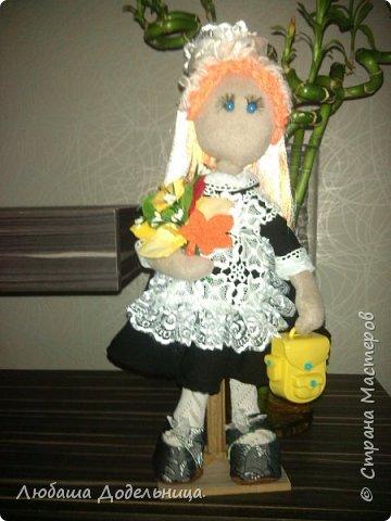 куколка тильда с зонтиком. фото 35