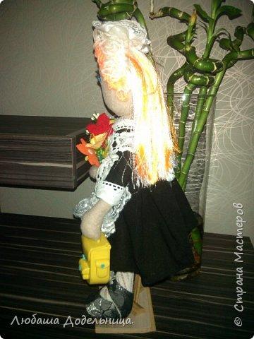 куколка тильда с зонтиком. фото 36