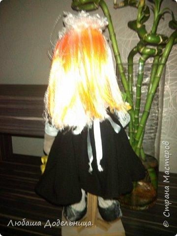 куколка тильда с зонтиком. фото 37