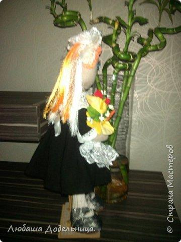 куколка тильда с зонтиком. фото 38