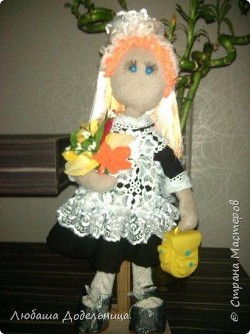 куколка тильда с зонтиком. фото 39