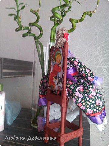 куколка тильда с зонтиком. фото 19
