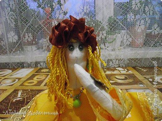 куколка тильда с зонтиком. фото 8