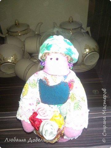 куколка тильда с зонтиком. фото 30